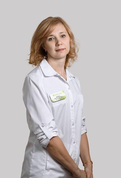 Кряжова Евгения Сергеевна