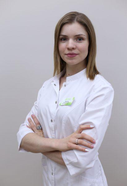 Платонова Анна Валерьевна