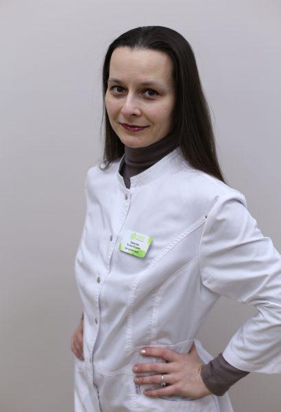 Былина Ольга Леонидовна