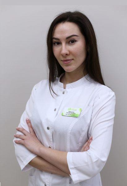 Василевская Ирина Александровна