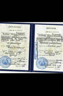 Хамраев Илхом Рахимжонович