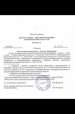Корытина Ирина Владимировна